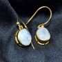 Earrings/fgsilver/stone/153/007